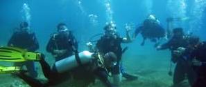 Underwater Classroom